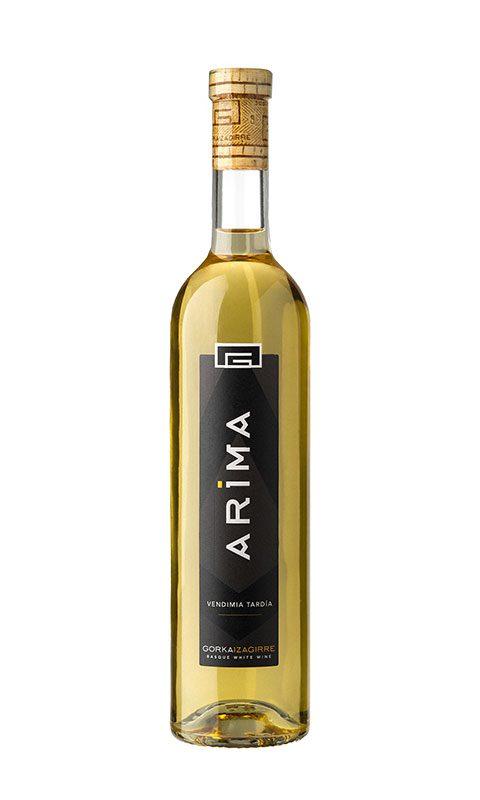 White wine Arima by Gorka Izagirre