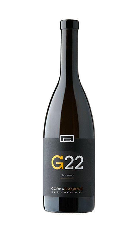 Txakoli G22 by Gorka Izagirre