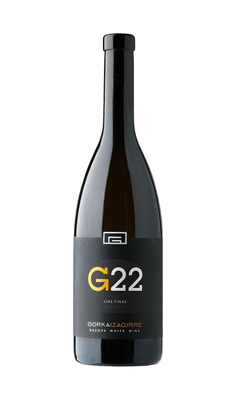 Txakoli G22 de Gorka Izagirre