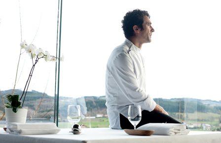 Eneko Atxa Premio Nacional de Gastronomía Saludable a la personalidad más destacada